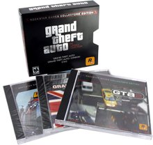 Grand Theft Auto Classics Collection