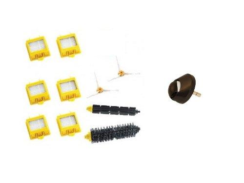 Kit accessoires compatible Roomba Serie 700 Roomba 760, 765, 770, 775, 780, 790 iRobot robot aspirateur (pièce détachée aspirateur robot)