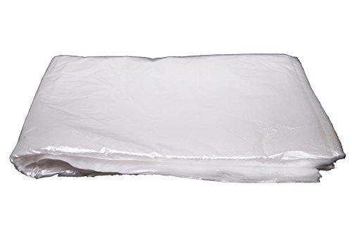 ビニール ポリ フロント シート カバー 養生 保護 (50枚)