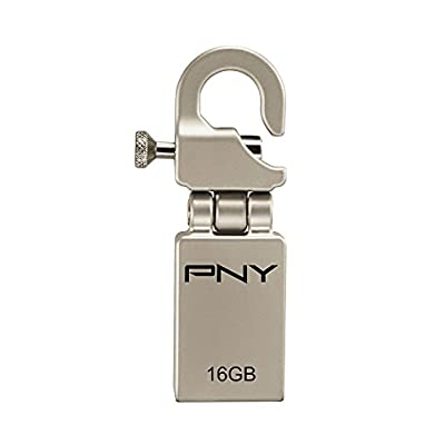 PNY Micro Hook Attache 16GB Pendrive