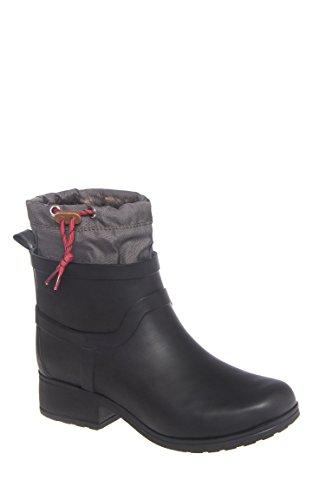 Rebeka Low Heel Rain Boot
