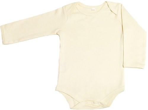 Organic Baby Clothing Long Sleeve Onesies GOTS
