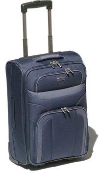 Travelite Orlando Trolley Koffer 53 cm Blau