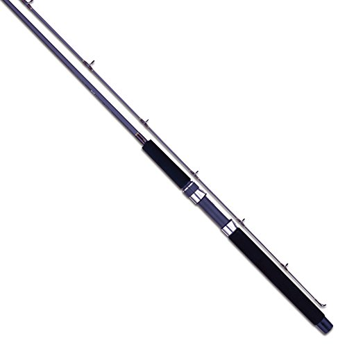 Tica down rigger rods black 8 feet 6 15 pound hot for Tica fishing rods