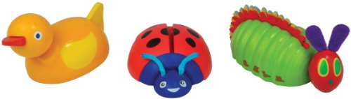 Kids Preferred The World Of Eric Carle Wood Pull-Back Characters front-998455