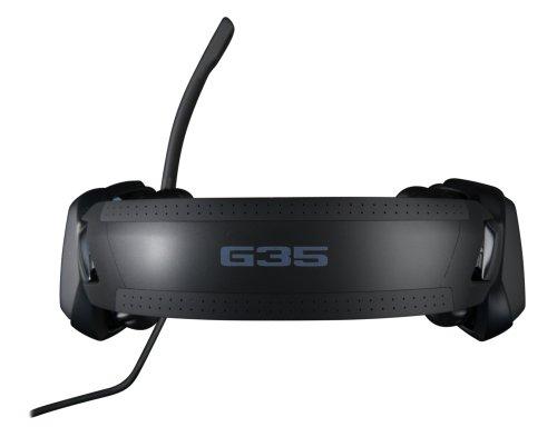 Logitech 罗技次旗舰 G35 7.1声道 内置声卡游戏耳麦图片