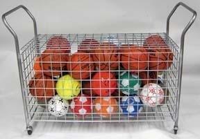 Jumbo Ball Locker - 48 x 28 x 41 by Olympia Sports