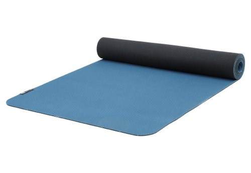 yogistar tapis de yoga eco deluxe multicolore bleu anthracite 183 yoga tapis. Black Bedroom Furniture Sets. Home Design Ideas