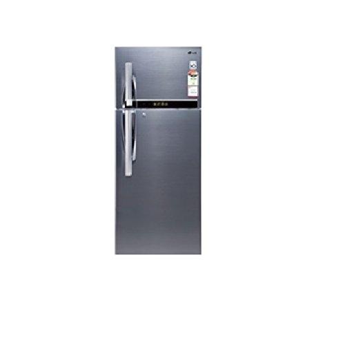 LG GL-D402HNSL 360 Litres Double Door Refrigerator