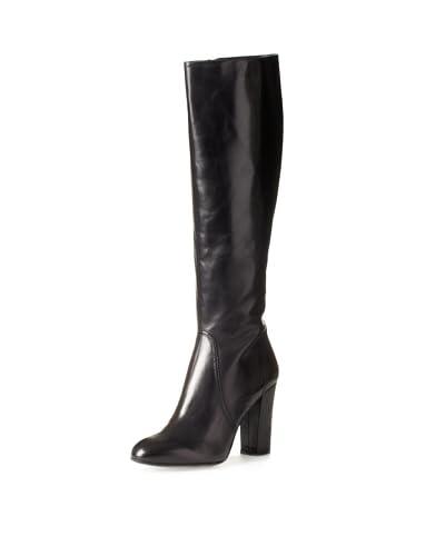Delman Women's Fleet Boot  - Black