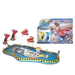 Radio Controlled Hydro Xtreme Raceway with Speed Boats