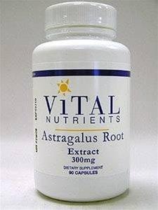 Vital Nutrients - Astragalus Extract 300mg 90 caps