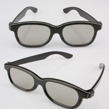 Polarized 3D Glasses for LG 3D TV and Cinema Theatres