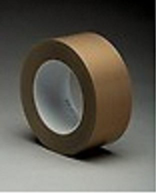 5Mil X 4 Inch(101.6Mm) X 33Y Glass Cloth Coated Ptfe Teflon Adhesive Tape Nonstick, Ptfe Coated Fiberglass Fabric With Sillicone Adhesive