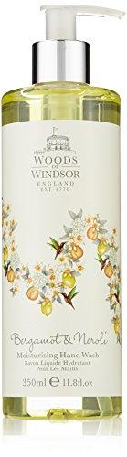 Boschi di Windsor Bergamotto e Neroli idratante lavaggio a mano 350ml, 1er Pack (1 x 350 ml)