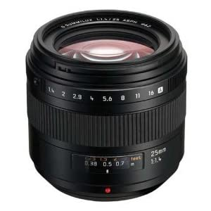 Panasonic L-X025 Full 4/3 DSLR Panasonic 25mm Lens for select Lumix SLR Digital Cameras