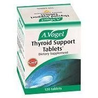 A Vogel Thyroid Support Tabs 120 tab ( Multi-Pack)