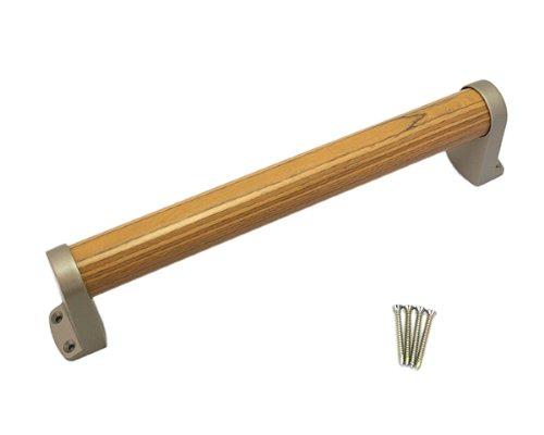ハイロジック 木製手すり タテ・ヨコ兼用 300ミリ 97284