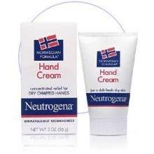Johnson And Johnson Neutrogena Norwegian Formula Hand Cream, 2 Ounce -- 24 Per Case.