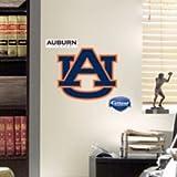 Auburn Tigers Fathead Wall Graphic Teammate