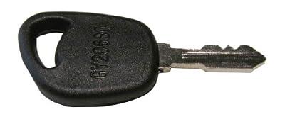 Ignition key for Cub Cadet, John Deere, Delat, DR, Poulan, Part Number GY20680