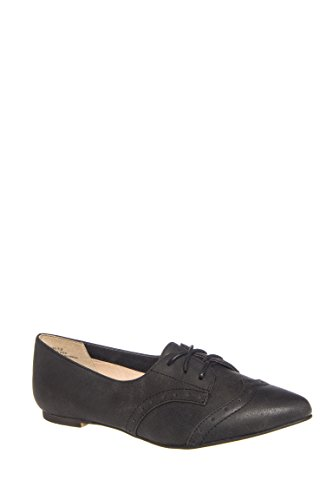 Like Me Low Heel Oxford