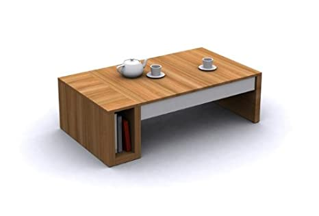 EXCLUSIVE MODERN FURNITURE EDITION #44: Carlson & Forster Functional Coffee Table - Walnut
