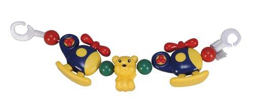 Imagen 2 de Simba 104011575 - Móviles para cochecito de bebé (40 cm), varios diseños