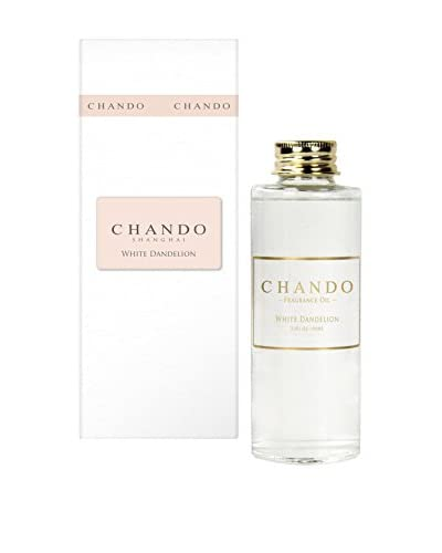 CHANDO Elegance Collection 3.4-Oz. White Dandelion Diffuser Oil Refill