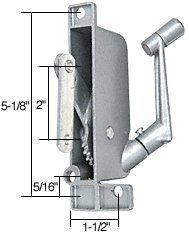 Crl Right Hand Awning Window Operator For Trueseal Windows front-551870