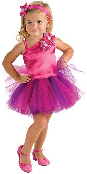 Pink Fairy Tutu Costume Size Infant 6-12 Months - 885175