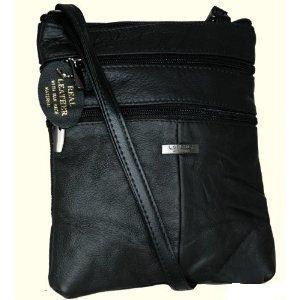 Small Black Cross Body Shoulder Bag
