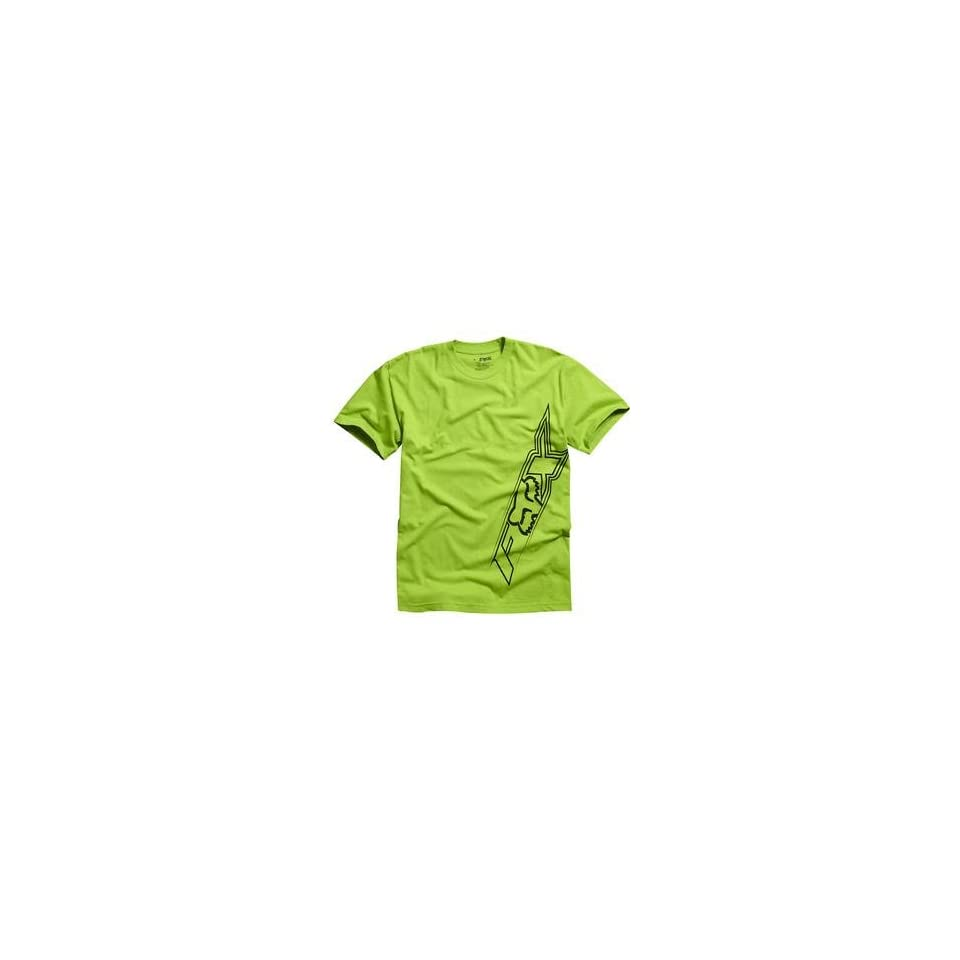 Fox Racing Velocity T Shirt   2X Large/Vivid Green