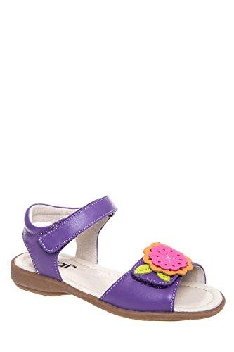 Girls' Vickie Flat Sandal