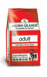 Arden Grange Adult Dog with Fresh Chicken  &  Rice 15kg 15000g