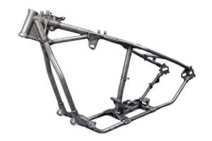 Motorcycle Replica Wishbone Rigid Frame
