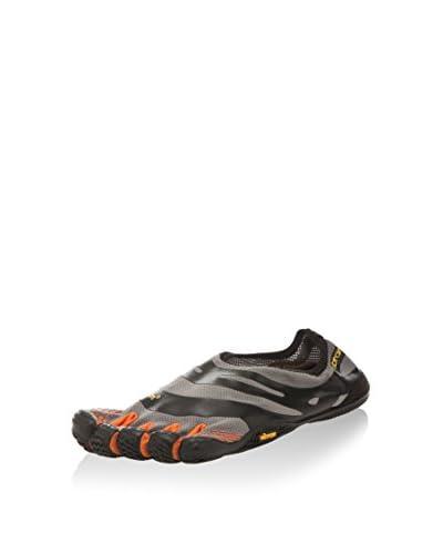 Vibram Fivefingers Scarpa Tecnica Casual 13M0102 El-X [Grigio/Nero/Arancione]