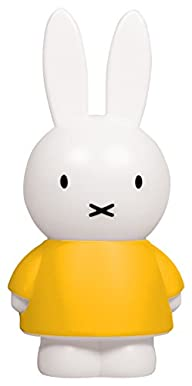 Sweet Dreams with MIFFY (Nijntje) 12″ LED Night Lamp (Yellow) The Favorite Bunny