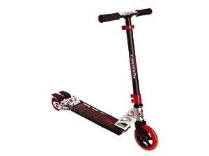 Street Surfing Kazari Tilt Scooter (Black/Red)