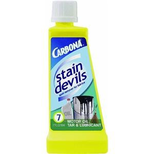 Carbona Stain Devils Spot Remover For Motor Oil, Tar And Lubricants 1.7 Oz