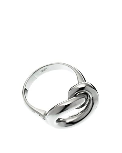 Breil Anillo Knot Plata