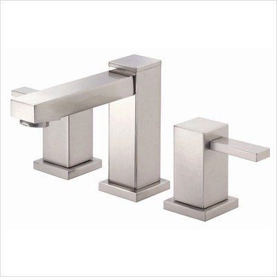 Danze D304033BN Reef Two Handle Widespread Lavatory Faucet, Brushed Nickel
