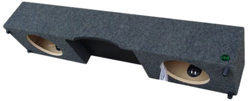 Audio Enhancers Ntx165C10 Nissan Titan Subwoofer Box, Carpeted Finish