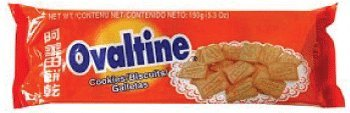 Ovaltine Biscuits, 4 packs of 5 (20 biscuits)