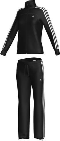 Adidas Damen Trainingsanzug Essentials