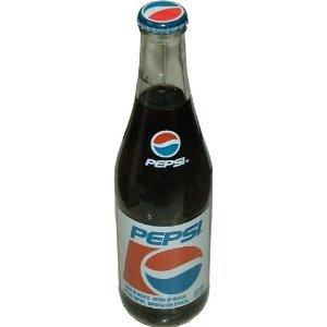 Mexican Pepsi Cola 24-12oz (355ml) Glass Bottles Mexico (Case of 24)