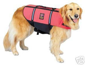 Outward Hound Kyjen Pet Saver Dog Life Jacket Xlarge Orginal by kyjen