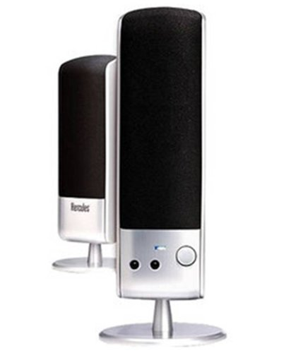 Hercules Xps 2.0 10 Silver Multimedia Speakers