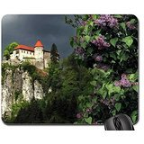 Grecian Monastary Mouse Pad, Mousepad (Religious Mouse Pad)