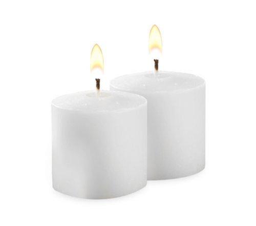 Yummi 10hr Unscented Votive Candles 1.5